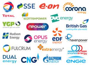UK Energy Companies